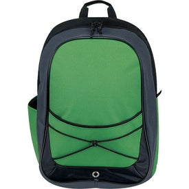 Promotional Tri Tone Sport Backpack