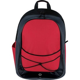 Tri Tone Sport Backpack for Promotion