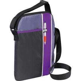 Advertising Tribune Tablet Bag