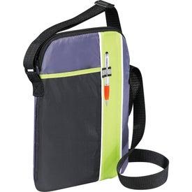 Customized Tribune Tablet Bag
