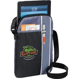 Custom Tribune Tablet Bag
