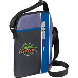 Tribune Tablet Bag with Your Slogan