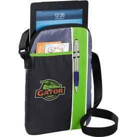 Tribune Tablet Bag for Advertising