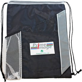 Imprinted Tri-Color Sports Pack