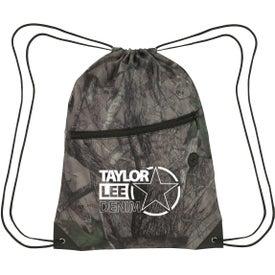 True Timber Sports Pack With Front Zipper