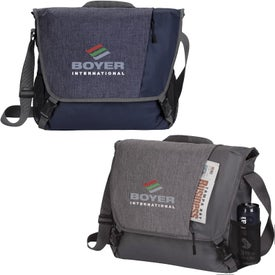 Tuck Messenger Bag