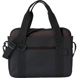 Imprinted The Tucker Tablet Bag
