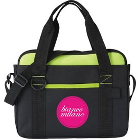 Monogrammed The Tucker Tablet Bag