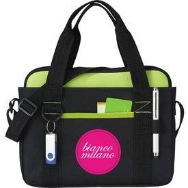 The Tucker Tablet Bag for Advertising