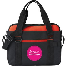 The Tucker Tablet Bag with Your Slogan
