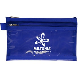 Twin Pocket Supply Pouch with Your Logo