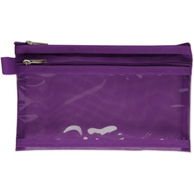 Twin Pocket Supply Pouch for Your Company