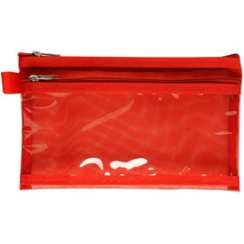 Promotional Twin Pocket Supply Pouch