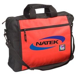 Custom Two-Tone Messenger Bag