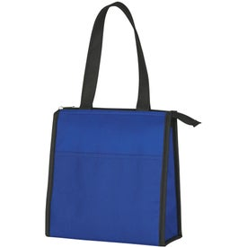Two-Tone Non-Woven Lunch Bag for Customization