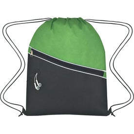 Branded Non-Woven Two-Tone Hit Sports Pack