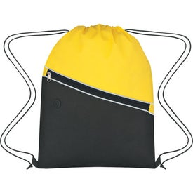 Company Non-Woven Two-Tone Hit Sports Pack