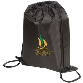 Ultra-Light String-A-Sling Backpack for Marketing