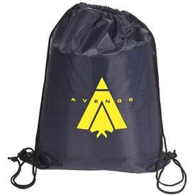Printed Ultra-Light String-A-Sling Backpack