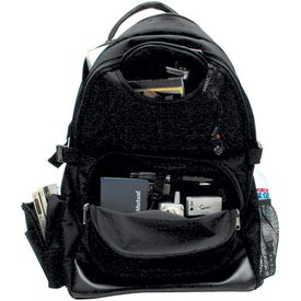 Ultimate Rolling Computer Backpack with Your Logo