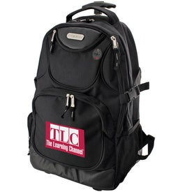 Ultimate Rolling Computer Backpack
