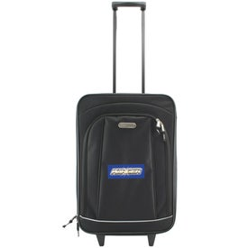 Imprinted Upright Rolling Travel Case