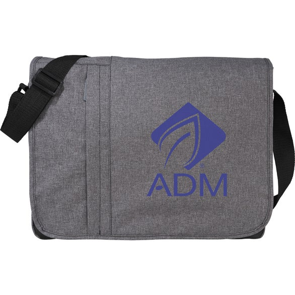 Graphite Urban Computer Messenger Bag