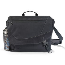 Urban Edge Computer Messenger Bag Branded with Your Logo