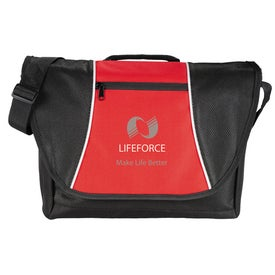 Adjustable Urban Messenger Bag Printed with Your Logo