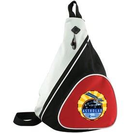Logo Urban Messenger Sling Bag