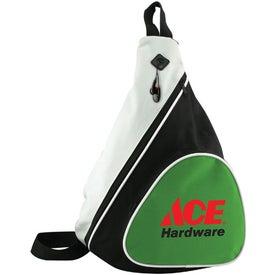 Urban Messenger Sling Bag for Your Company