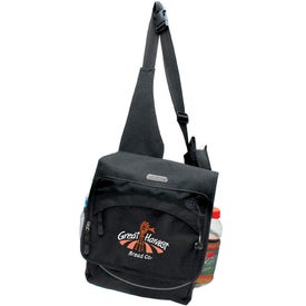 Promotional Urban Netbook Messenger Bag