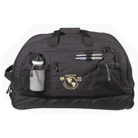 Urban Passage Rolling Duffel for Promotion