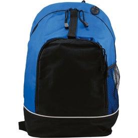 Monogrammed Urban Backpack