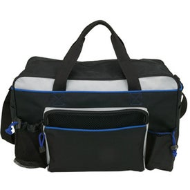 Vala Duffel Bag Printed with Your Logo