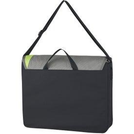 Promotional Valley Grommet Messenger Bag