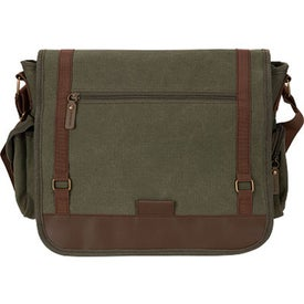 Valore Messenger Bag with Your Logo