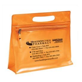 Translucent Vanity Bag for Advertising