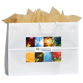 Vegas Shopping Bag (Full Color Logo)