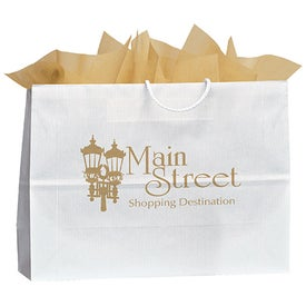 Vegas Shopping Bag (Ink Imprint)