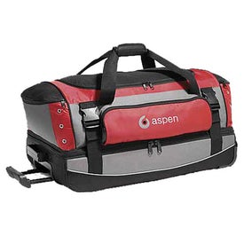 Velocity Rolling Duffel with Your Logo