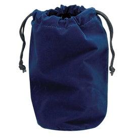 Promotional Personalized Velvet Gift Bag