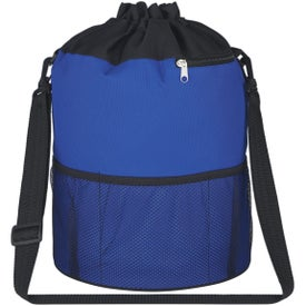 Vented PVC Beach Bag for your School