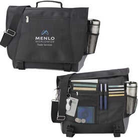Verona Computer Messenger Bag