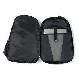 Personalized Vertex Computer Backpack II