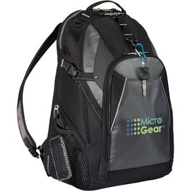 Vertex Computer Backpack II for Advertising