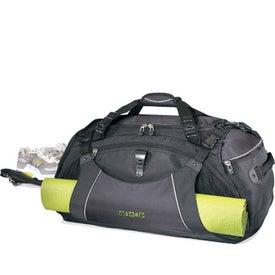 Personalized Vertex Large Sport Duffel