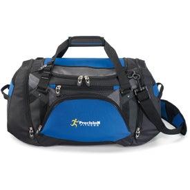 Branded Vertex Tech Duffel Bag