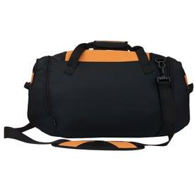 Printed Vertex Tech Duffel Bag