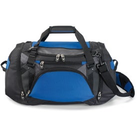 Branded Vertex Tech Duffel Bag
